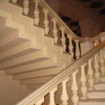 אלמנטים מפוסלים בגרם מדרגות, פלז׳ה, מנהטן