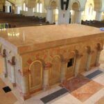 במת אבן, כנסיית סיינט פול, ארה״ב