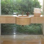 כיור אבן גושני, מלון סיטידל, ירושלים