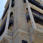 מרפסות תלויות, וולדורף אסטוריה, ירושלים
