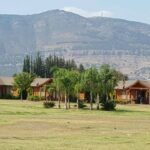 The Village - A travelers hotel on the banks of the Jordan River.